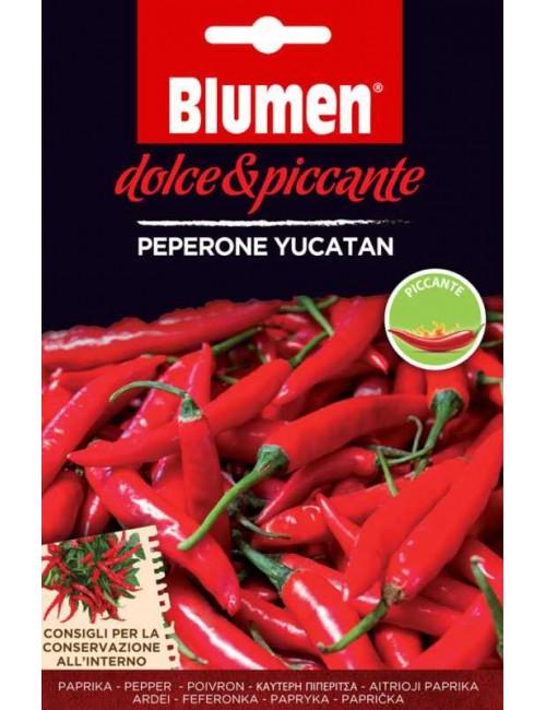 Peperone Yucatan - Blumen