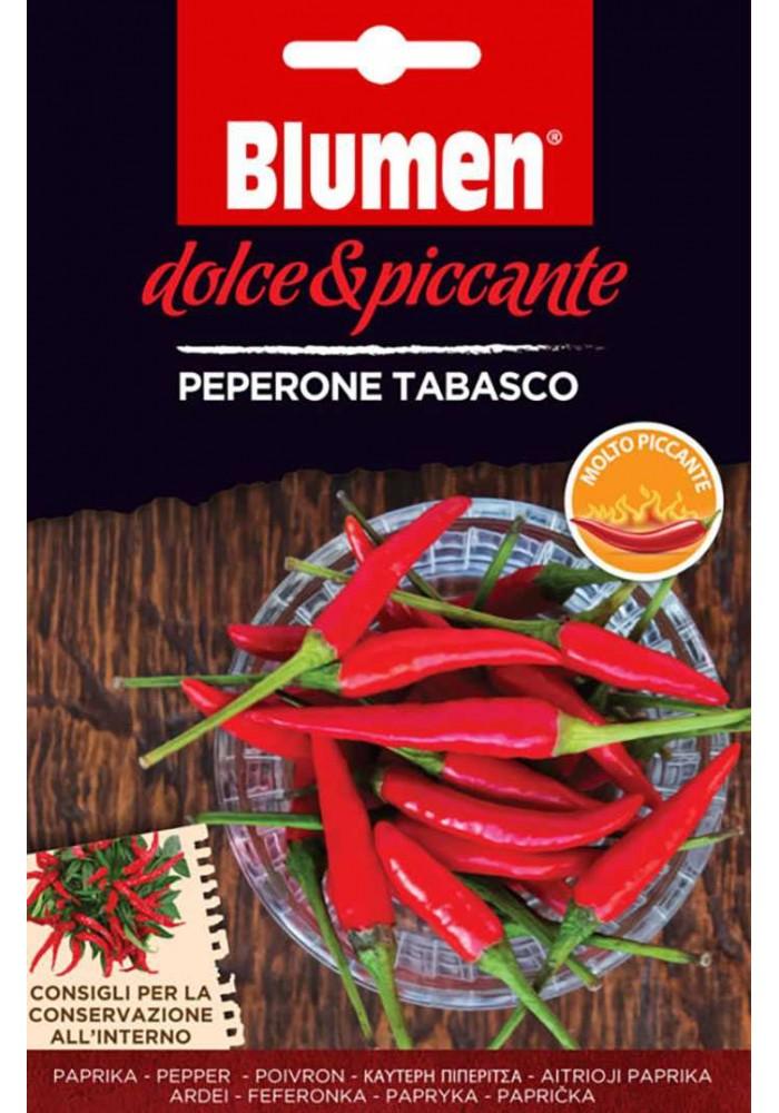 Peperone Tabasco - Blumen