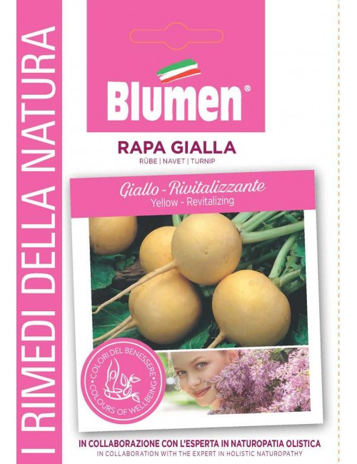 Rapa Gialla - Blumen
