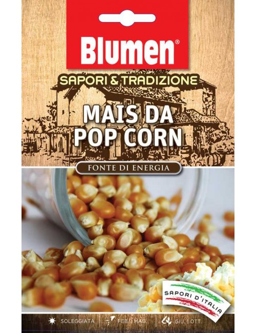 Mais da Pop Corn - Blumen