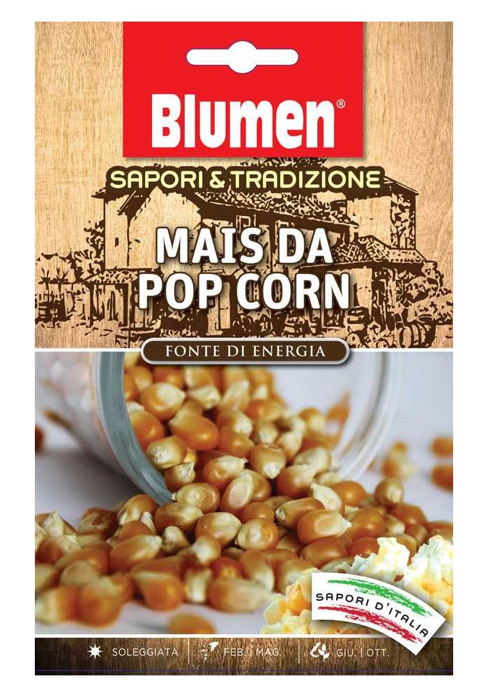 Mais da Pop Corn - Blumen