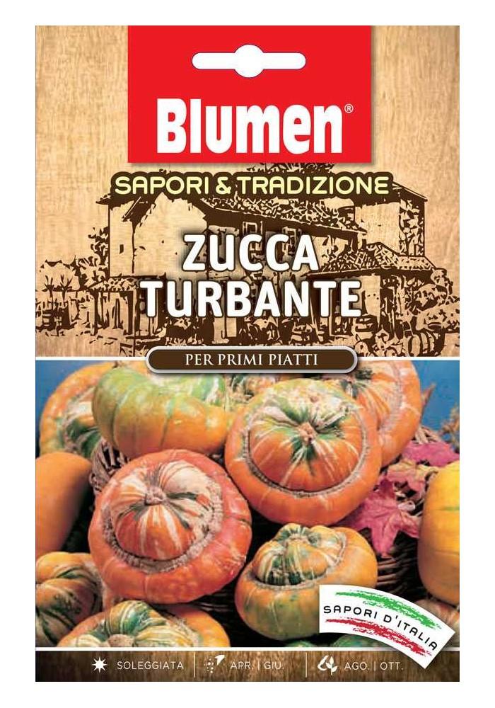 Zucca Turbante - Blumen