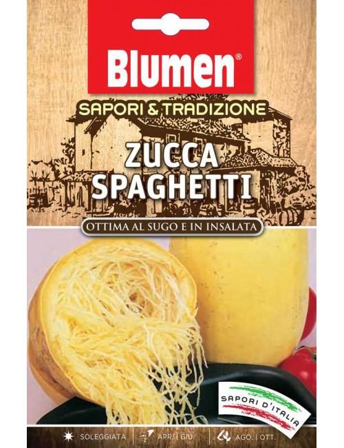 Zucca Spaghetti - Blumen
