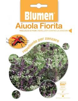 Miscuglio di Fiori repellenti contro le zanzare- Blumen