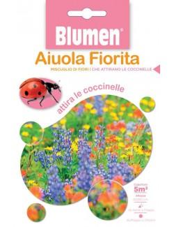 Miscuglio di Fiori che Attirano le Cocinelle- Blumen