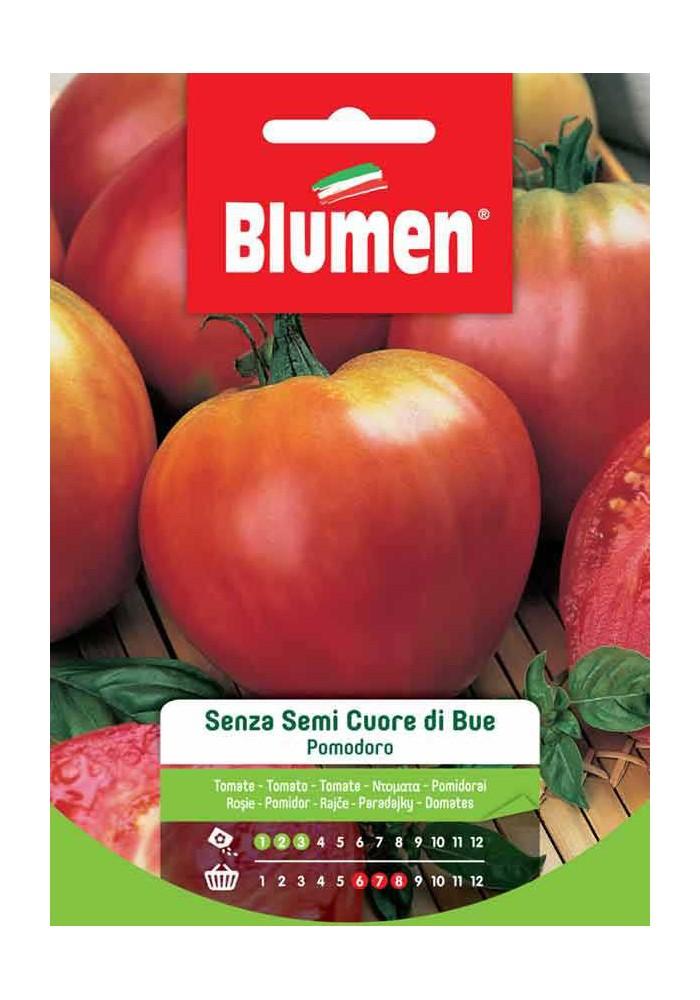 Pomodoro senza Semi a Cuore di Bue - Blumen