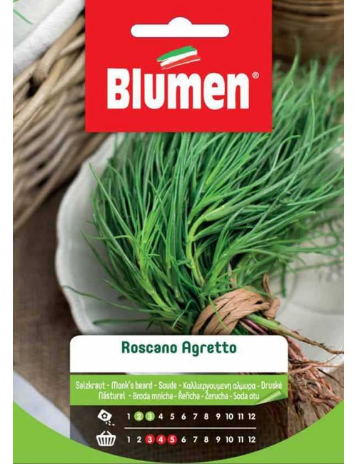 Roscano Agretto - Blumen