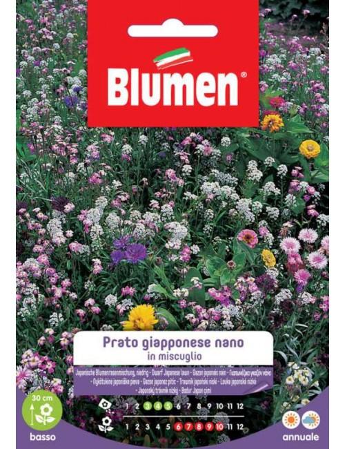 Prato Giapponese Nano - Blumen