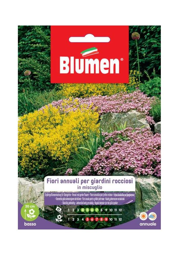 Fiori annuali per giardini rocciosi - Blumen
