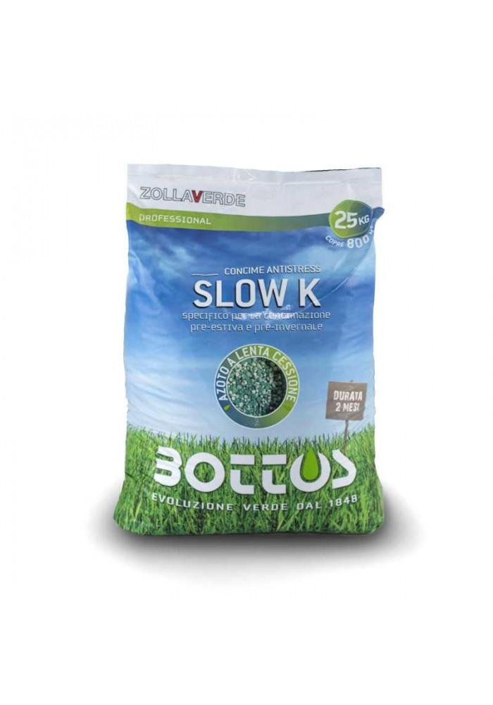 Slow K 12-6-18 da Kg 25 Bottos