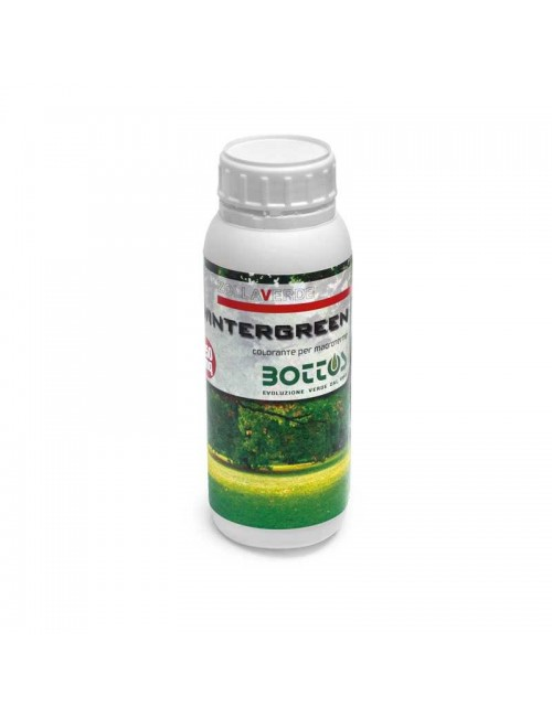 Wintergreen - colorante per prati da ml 500 Bottos