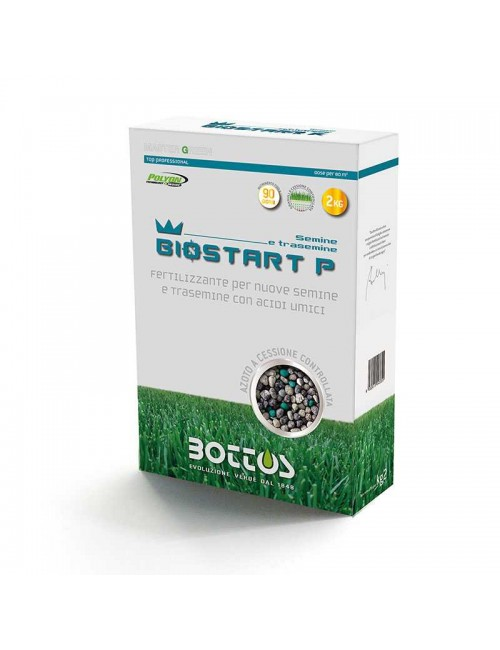 Bio Start 12-20-15 + 18 SO3 da Kg 2 Bottos