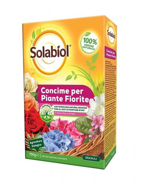 Concime Piante Fiorite da 750 gr - Solabiol