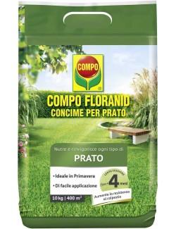 Naturalgreen Nutrattiva 6-2-6 + I.M.I.- da 20 Kg - Bottos