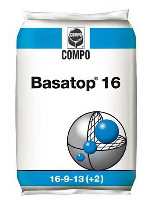 Basatop 16  16-9-13+2 da 25 kg Compo