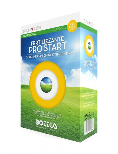Pro Start 13-24-10 da Kg 25 Bottos