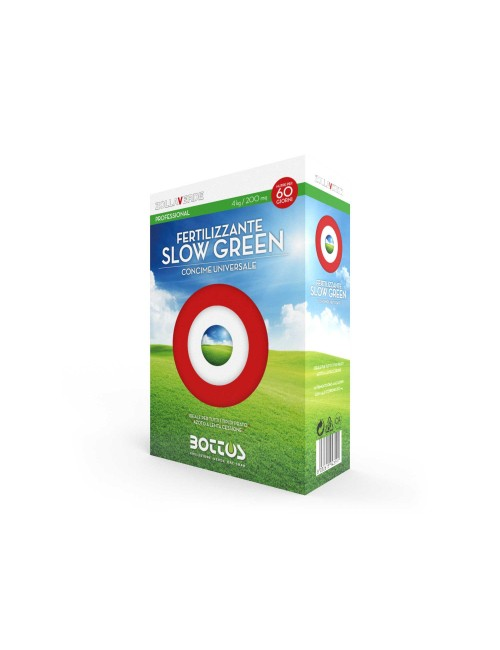 Slow Green 18-6-12 da Kg 25 Bottos