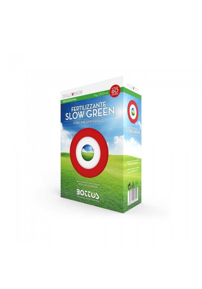 Slow Green 18-6-12 da Kg 25 Bottos
