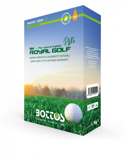 Royal Golf Plus Kg 10 | Master Green Life | Bottos