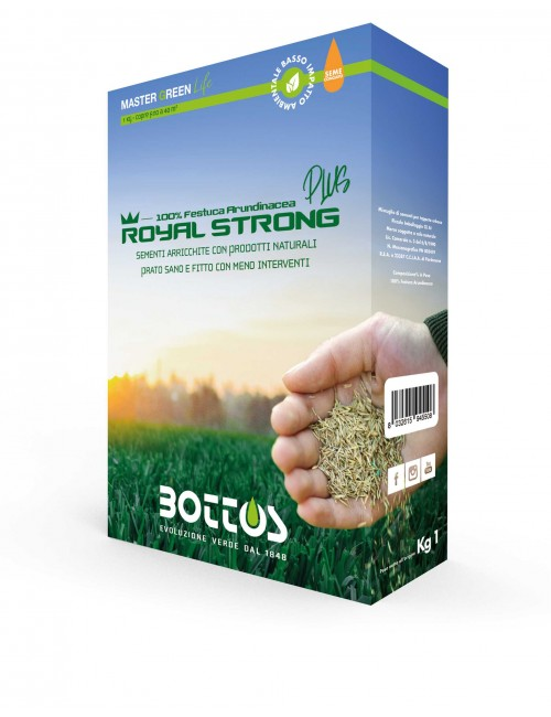 Royal Strong Plus Kg 1 | Master Green Life | Bottos