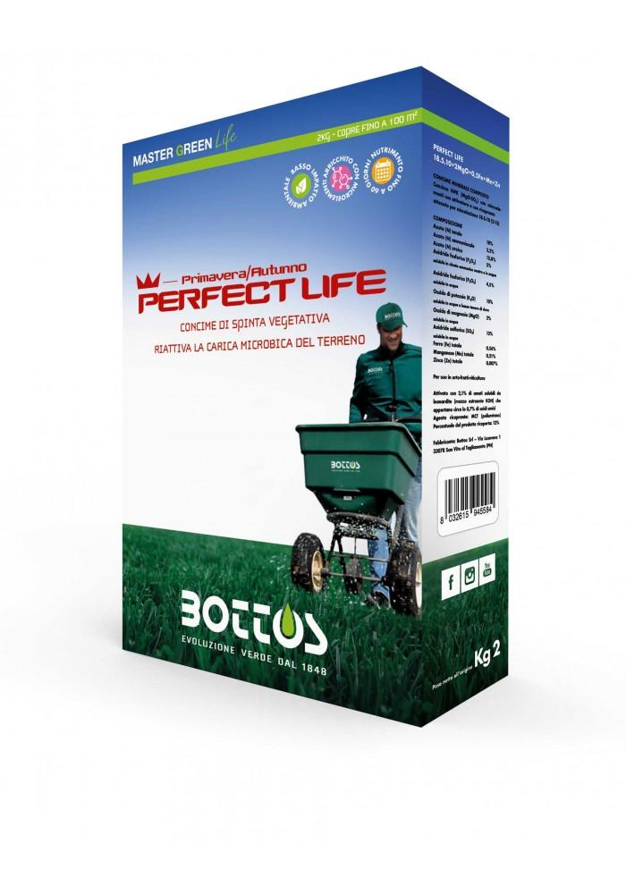 Perfect Life 18-5-10+2Mgo Master Green Life  Bottos
