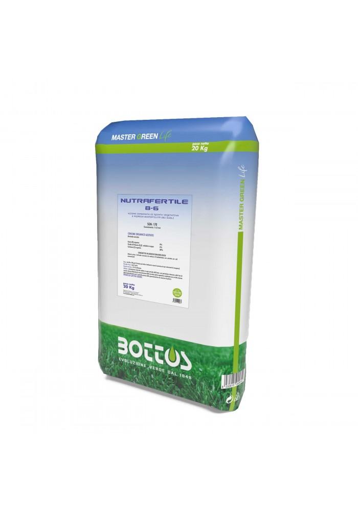 Nutrafertile 8-0-6  da 20 Kg I Master Green Life I Bottos