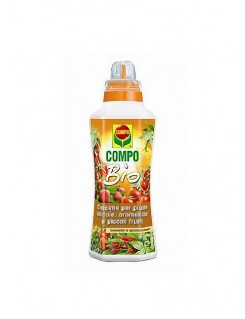 COMPO Concime bio per piante orticole, aromatiche e piccoli frutti da Lt 1