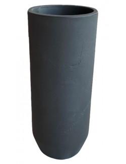 Vaso Cilindro H 75 mod. Ardesia - Linea Vasar by Telcom