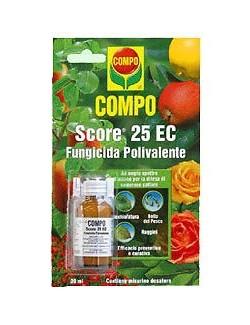 COMPO Score® 25 EC Fungicida Polivalente ml 20