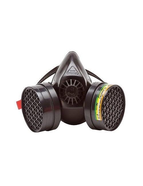 Semimaschera Mask II con due filtri A1