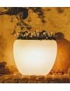 Fioriera mod. HEART BRIGHT - Linea Cromia Monacis