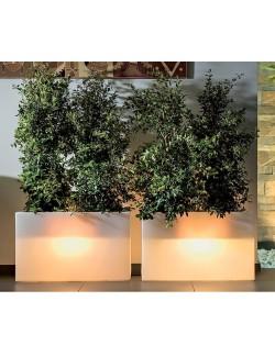 Vaso mod. Flowerpot - Linea Bright by Monacis