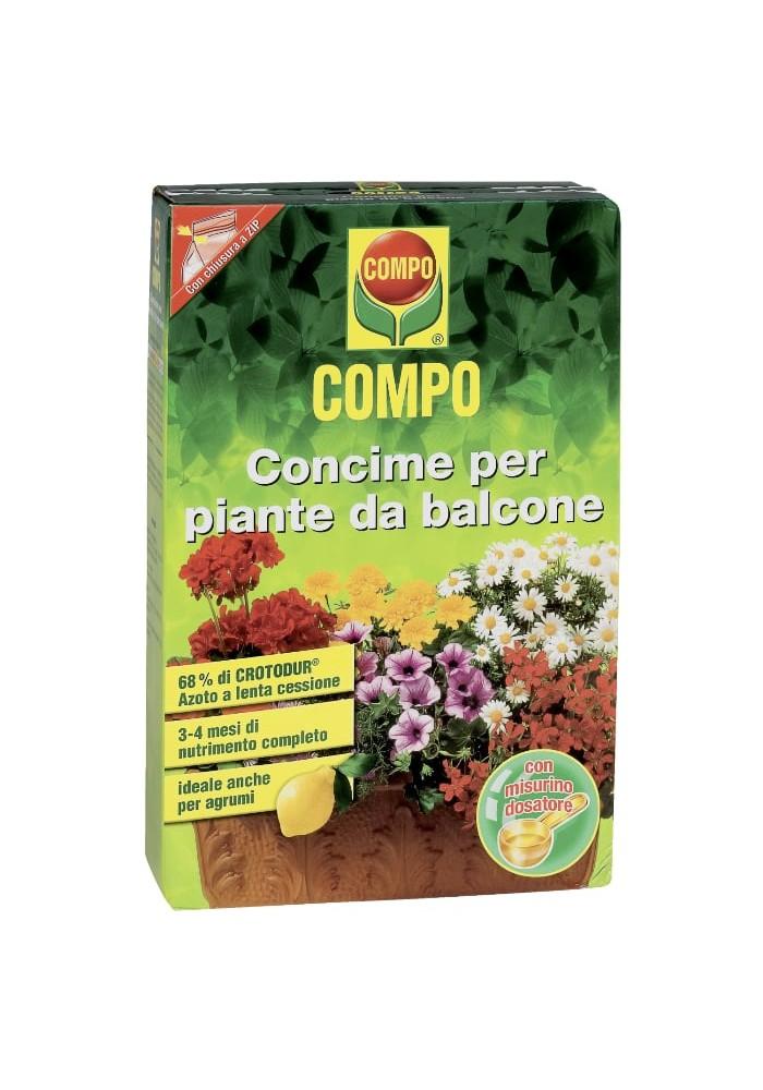 COMPO CONCIME PER PIANTE DA BALCONE GR 400