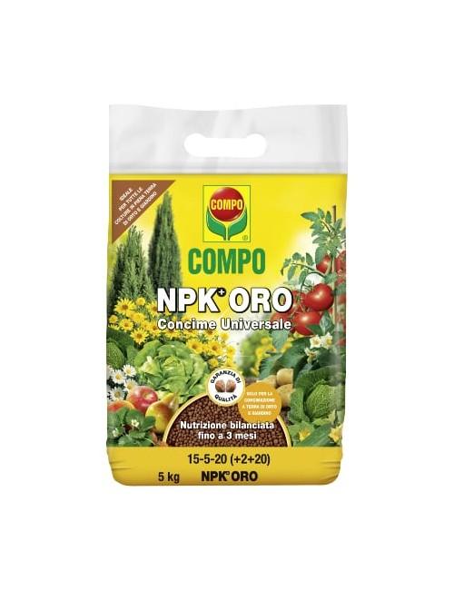 COMPO NPK Oro da Kg 5 Compo