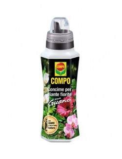 COMPO Concime per piante fiorite da Lt 1