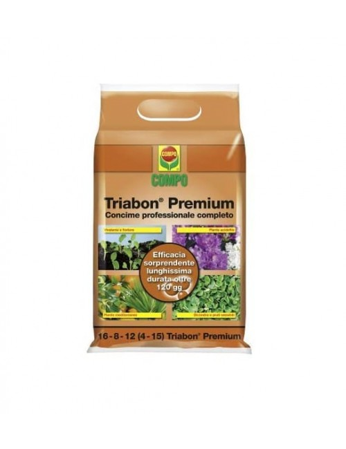COMPO Triabon® Premium da Kg 4