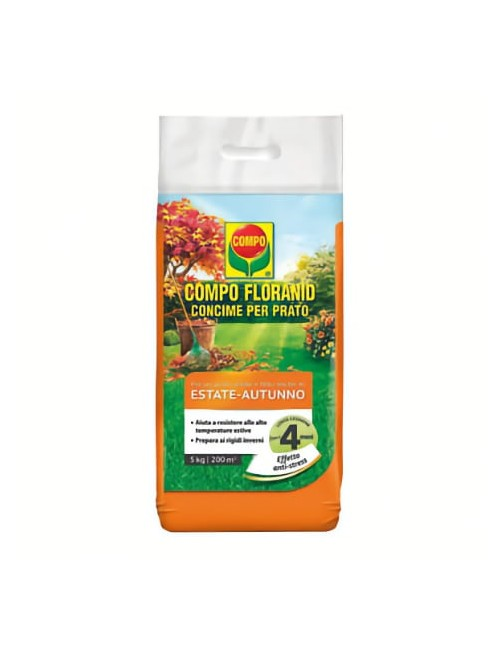 COMPO Floranid® Estate Autunno Antistess da 5 Kg
