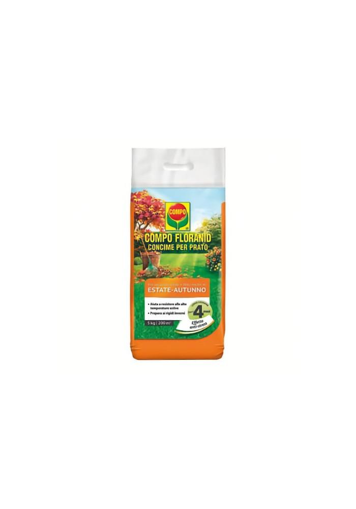 COMPO Floranid® Estate Autunno Antistess da 5 Kg