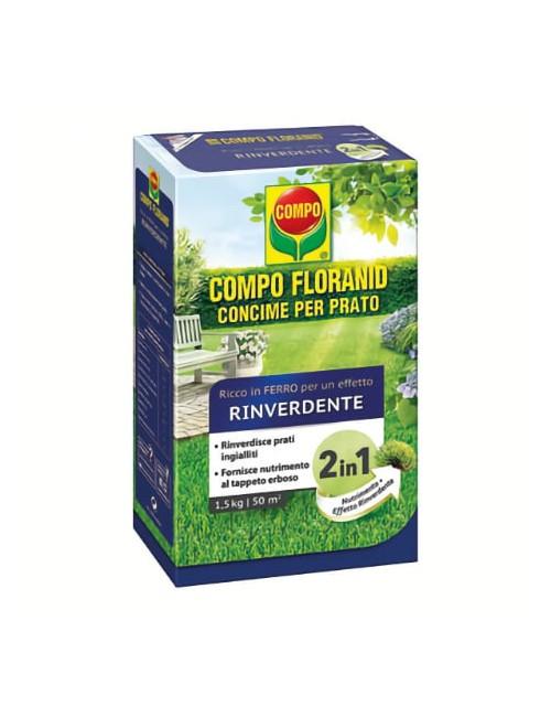 COMPO Concime per agrumi e piante mediterranee da Lt 1 Compo