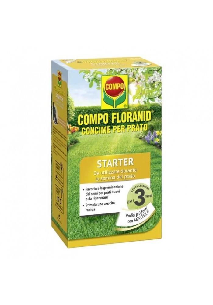 COMPO Floranid® Starter  da Kg 2,5 100MQ