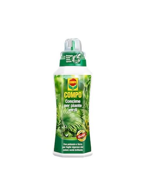 COMPO Concime per piante verdi da Lt 1