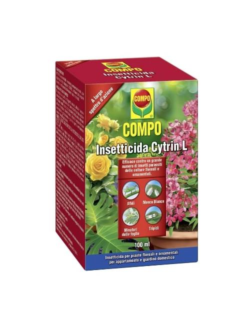 COMPO Insetticida Cythrin L PFnPO da 100 ml