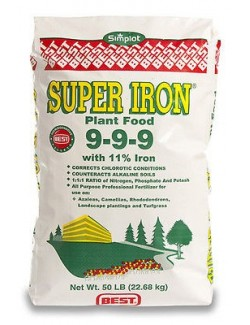 Super Iron 9-9-9+11 Fe da Kg 22,7 Bottos