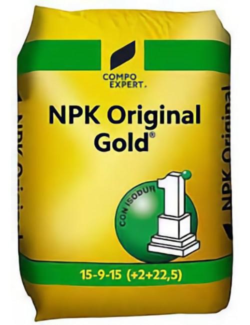 NPK Original Gold® da 25 Kg Compo