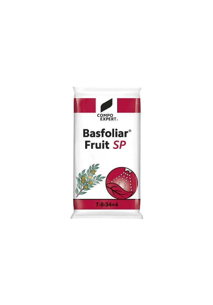 Basfoliar Fruit 7-8-24 da Kg 5 Compo Expert