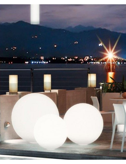 Sfera luminosa con cavo LED...