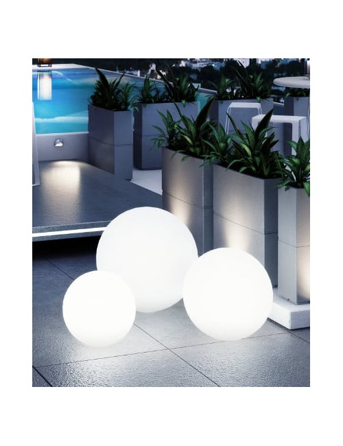 Sfera luminosa LED...
