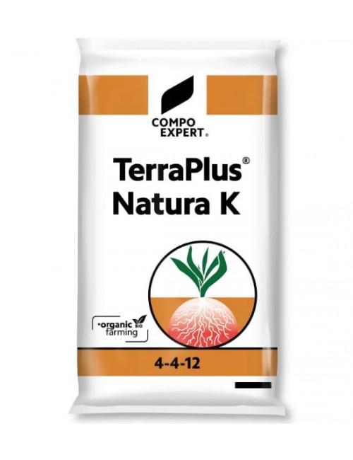 TerraPlus® Natura K 4-4-12 da Kg 25 - Compo Expert