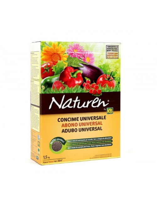 Concime Universale Granulare - Linea Naturen - KB