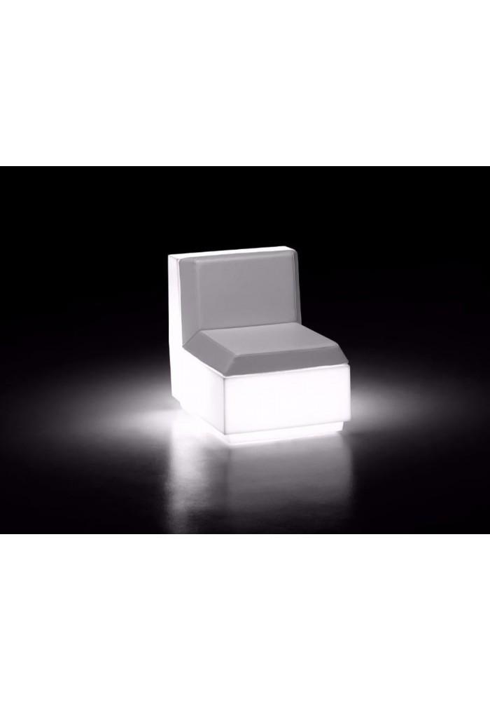 Big Cut Modulo Luminoso senza braccioli - Plust